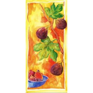 getekende wenskaarten bestellen met fruit