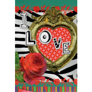 valentijnskaart I love you