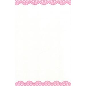 valentijnskaart roze decoratie