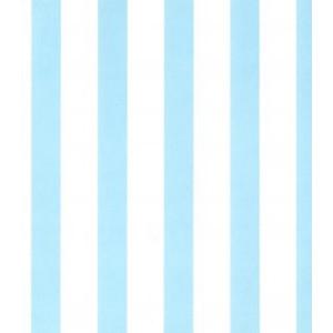 wenskaart wit blauw gestreept