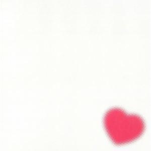 goedkope valentijnskaarten bestellen wit met rode hartjes