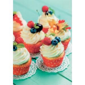 mooie wenskaarten bestellen met cupcakes