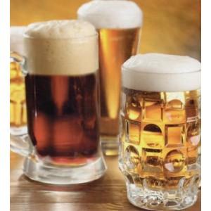 voordelig wenskaarten bestellen met foto van bierglazen