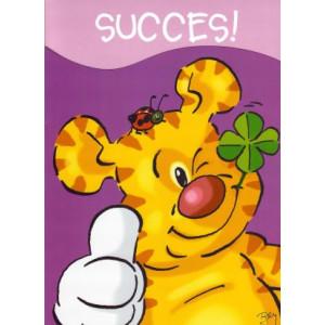 goedkope wenskaart succes met beer